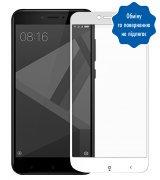"""Защитное стекло 5"""" для Xiaomi Redmi 5A White"""