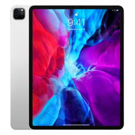 "Apple iPad Pro 2020 12.9"" 1TB Wi-Fi+4G Silver (MXG32)"