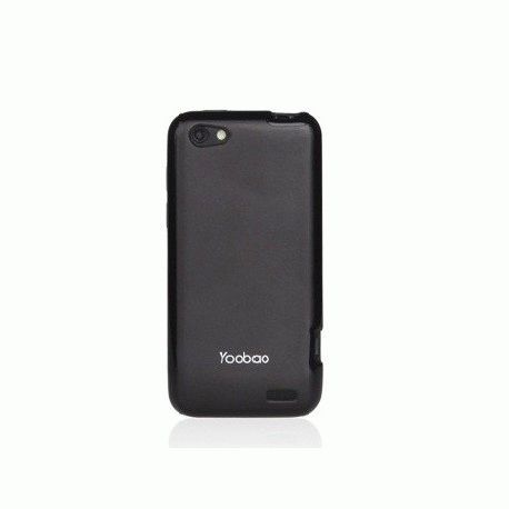 Yoobao накладка TPU Skin Cover для HTC ONE V T320e Black