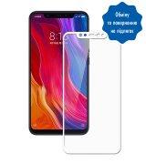 "Защитное стекло 5,45"" 2.5D для Xiaomi Redmi 6A White"