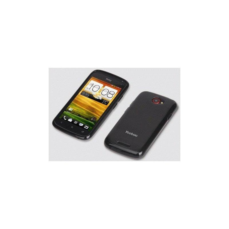 Yoobao накладка TPU Skin Cover для HTC One S Z320e Black
