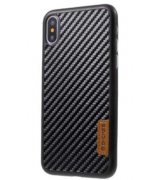 Чехол G-Case Dark Series для Apple IPhone XS Max Smooth Leather