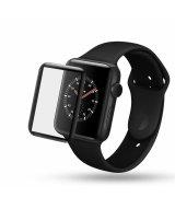 Защитное стекло 3D для Apple Watch 42mm Black
