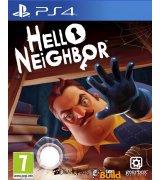 Игра Hello Neighbor (PS4). Уценка!