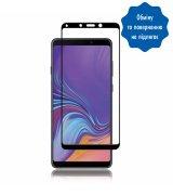 Защитное стекло 5D для Samsung Galaxy A9 (2018) Black