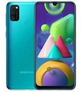 Samsung Galaxy M21 4/64Gb Green (SM-M215FZGUSEK) + 200 грн на пополнение счета в подарок!