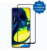 Защитное стекло 5D для Samsung Galaxy A80
