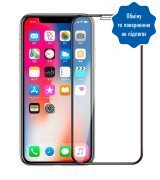 Защитное стекло KingFire 5D для Apple IPhone XS Max Black