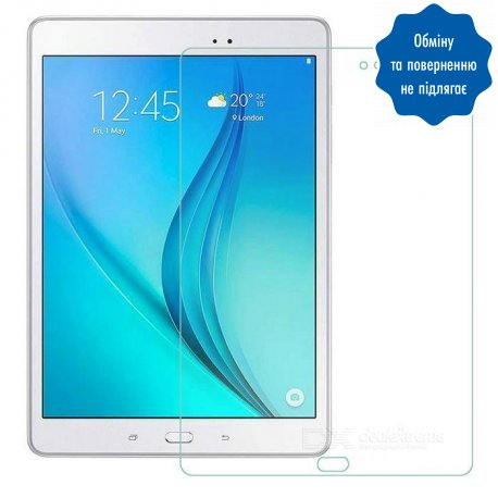 "Защитное стекло 0.18mm для Samsung Galaxy Tab A 9.7"""