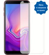 Защитное стекло 0.18mm для Samsung Galaxy J6 Plus