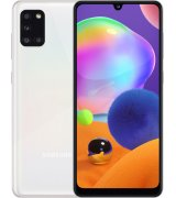 Samsung Galaxy A31 4/128Gb White (SM-A315FZWVSEK) + 300 грн на пополнение счета в подарок!
