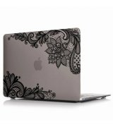 Чехол для MacBook Air13 Print Matte Gray