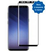 Защитное стекло 3D для Samsing Galaxy S9 Plus (G965) Black