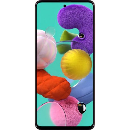 Samsung Galaxy A51 4/64GB Red (SM-A515FZRUSEK)
