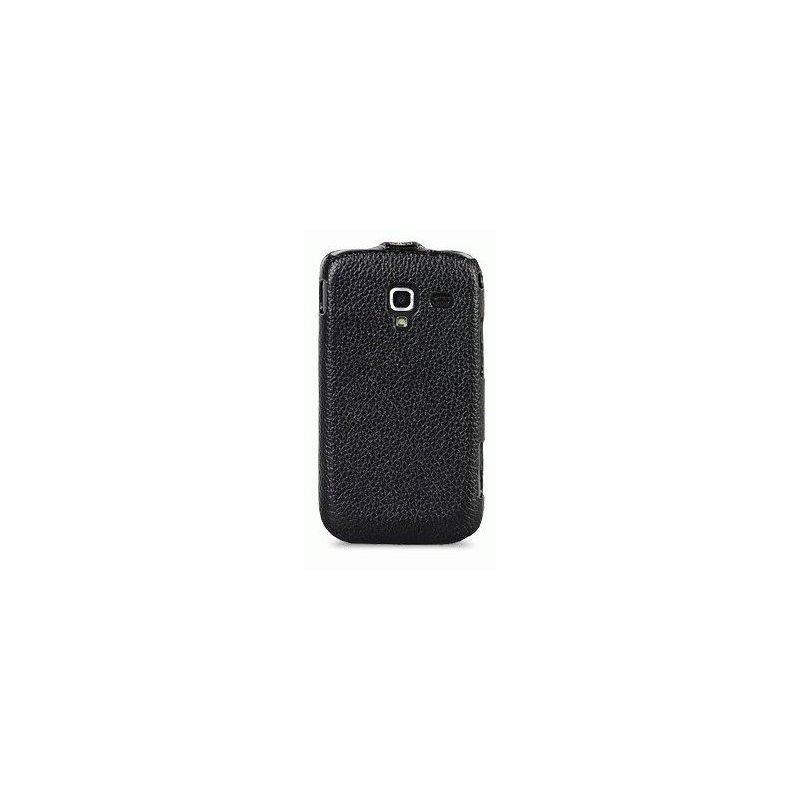 Кожаный чехол Melkco (JT) для Samsung Galaxy Ace 2 I8160 Black