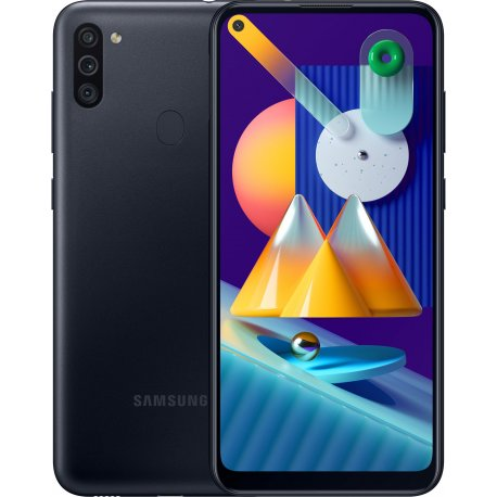 Samsung Galaxy M11 3/32Gb Black (SM-M115FZKNSEK)