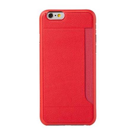 Чехол Ozaki O!coat 0.4 Pocket для Apple iPhone 6 Plus/6S Plus Red (OC597RD)