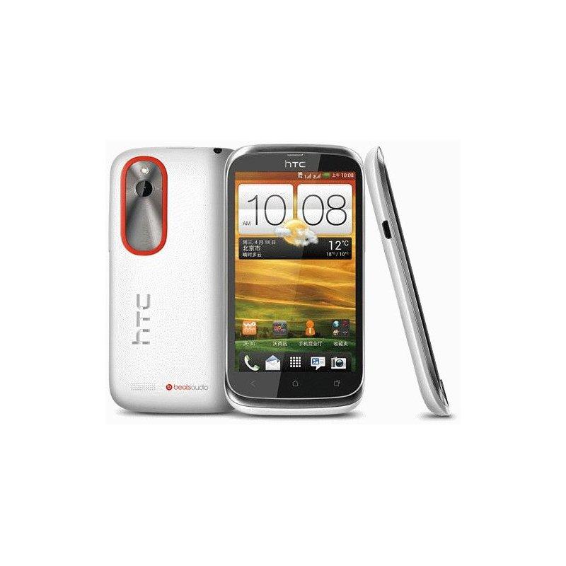 HTC Desire V T328w Dual SIM White EU