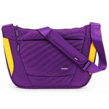"Сумка для ноутбука SGP Klasden Neumann Shoulder Bag Series 13"" Violet (SGP08426)"