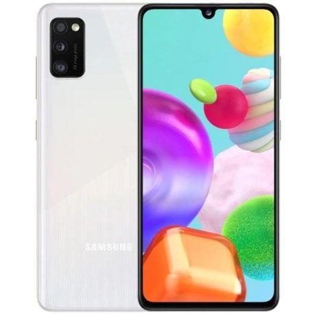 Samsung Galaxy A41 (A415/64) 4/64GB White (SM-A415FZWDSEK)