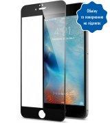 Защитное стекло ilera Eclat 3D для Apple iPhone 7 Plus/8 Black (EclGl1118BL3D)