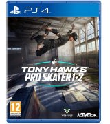 Игра Tony Hawk's Pro Skater 1 + 2 (PS4, Английская версия)