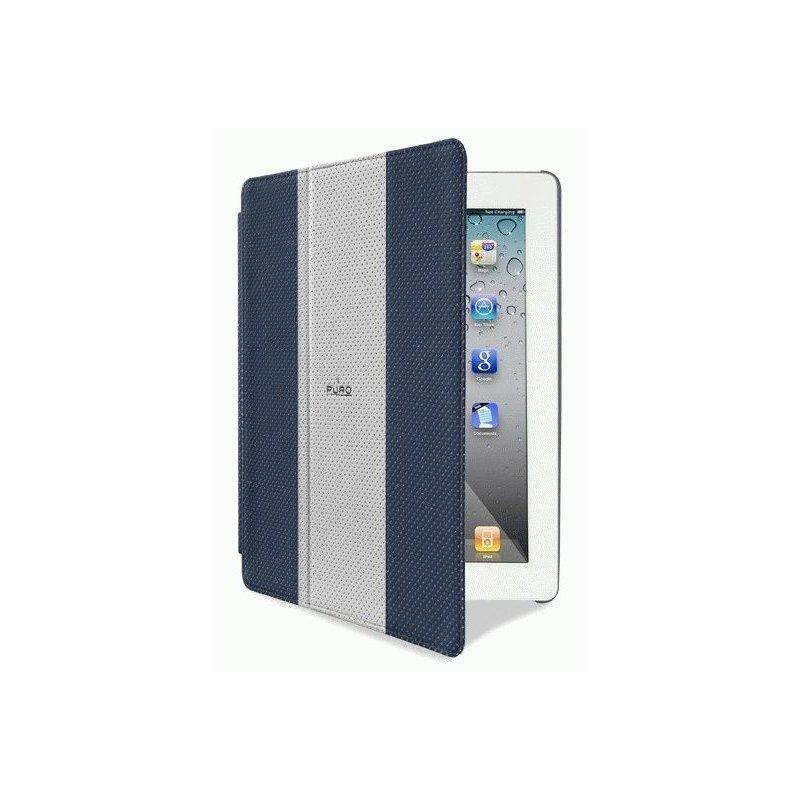 Чехол Puro iPad 2/3 Golf Booklet Cover Dark Blue