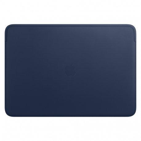 Чехол Leather Sleeve для Macbook Pro 16 Midnight Blue (MWVC2)