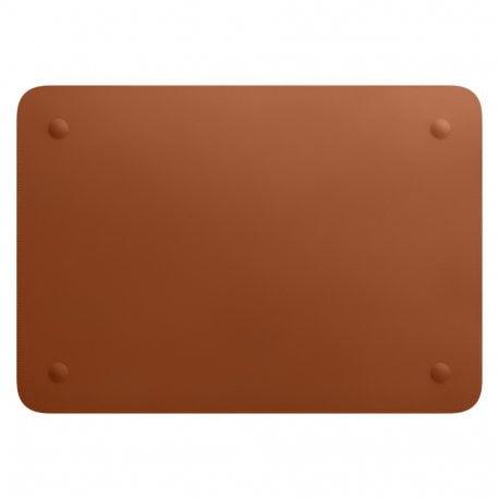 Чехол Leather Sleeve для Macbook Pro 16 Saddle Brown (MWV92)