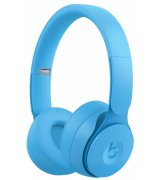 Beats Solo Pro Wireless Noise Cancelling Headphones Light Blue (MRJ92ZM/A)
