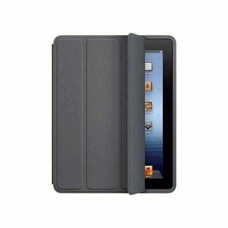 Чехол Apple iPad Smart Case Polyurethane Dark Gray (MD454)