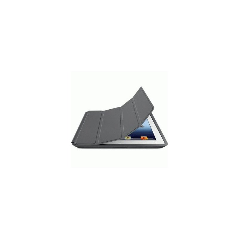Чехол Apple iPad Smart Case Polyurethane Dark Gray (MD454)