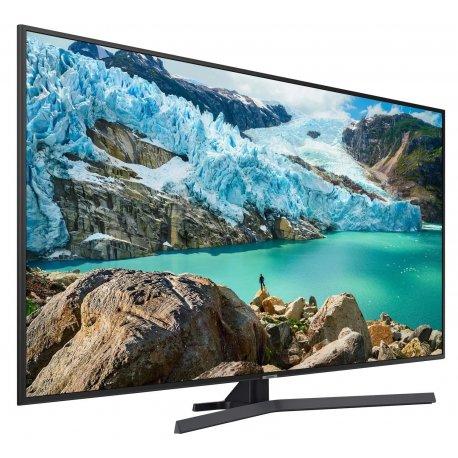 """Телевизор Samsung LED UHD Smart 55"""" (UE55RU7200UXUA)"""