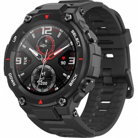 Умные часы Xiaomi Amazfit T-Rex Rock Black