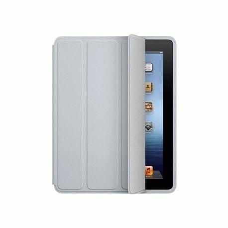 Чехол Apple iPad Smart Case Polyurethane Light Gray (MD455)