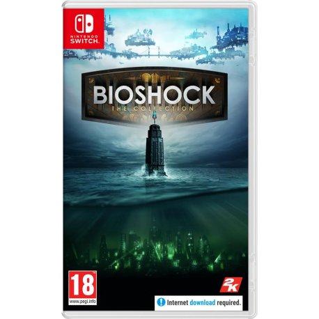 Игра BioShock: The Collection (Nintendo Switch, Английская версия)