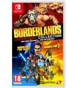 Игра Borderlands Legendary Collection (Nintendo Switch, Английская версия)
