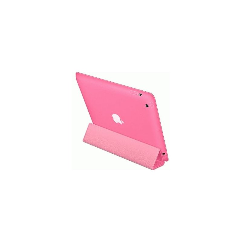 Чехол Apple iPad Smart Case Polyurethane Pink (MD456)
