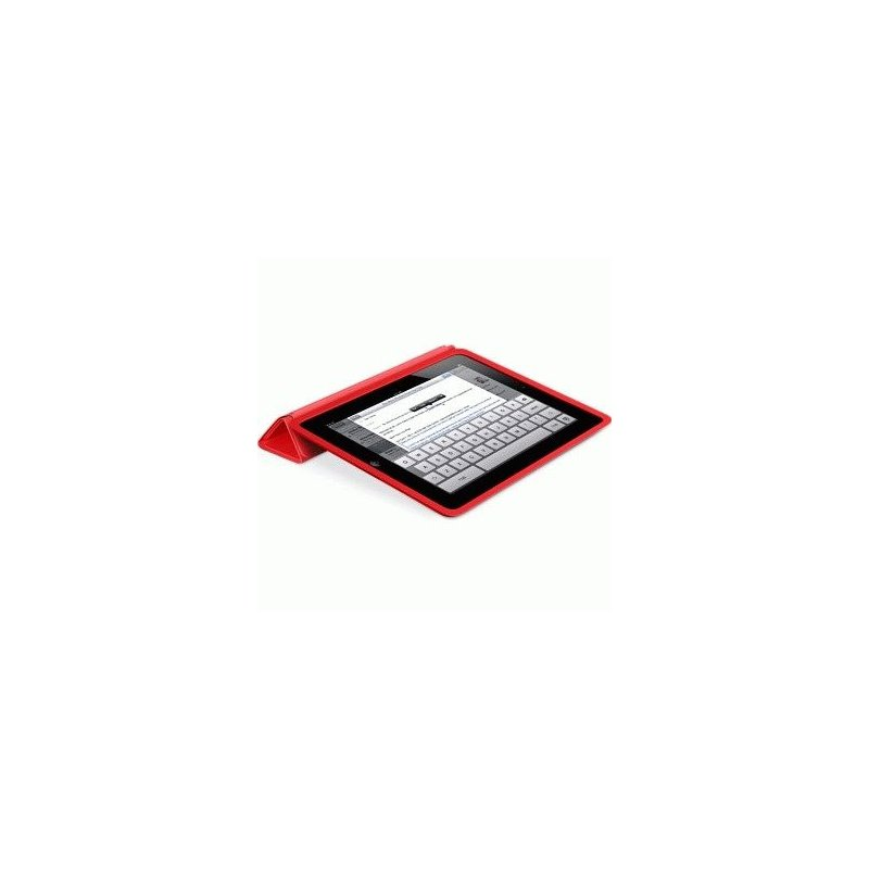 Чехол Apple iPad Smart Case Polyurethane Red (MD579)