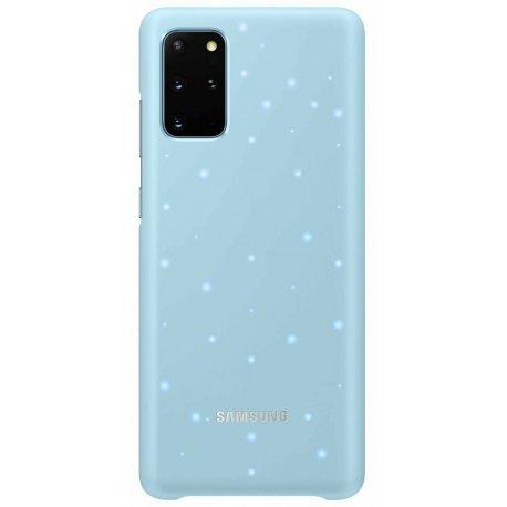 Чехол Samsung LED Cover для Samsung Galaxy S20+ (G985) Sky Blue (EF-KG985CLEGRU)