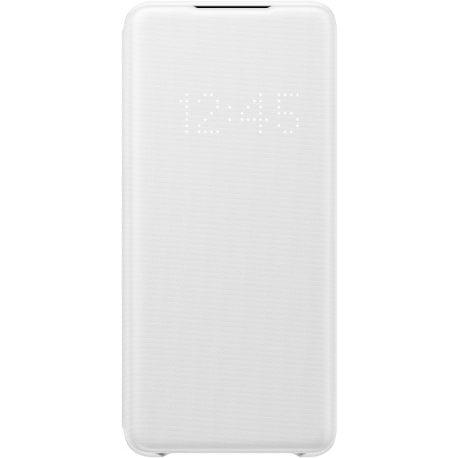 Чехол Samsung LED View Cover для Samsung Galaxy S20+ (G985) White (EF-NG985PWEGRU)