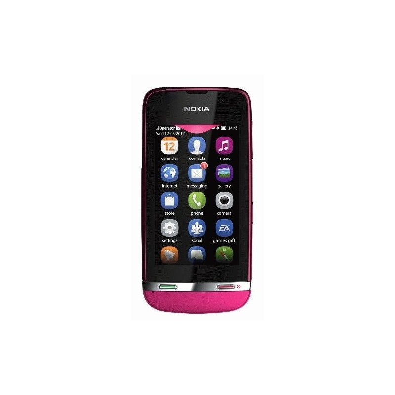 Nokia Asha 311 Rose Red