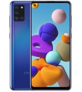 Samsung Galaxy A21s 3/32GB Blue (SM-A217FZBNSEK) + 200 грн на пополнение счета в подарок!