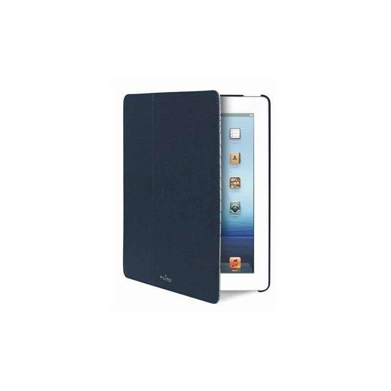 Чехол Puro iPad 2/3 Booklet Cover Blue