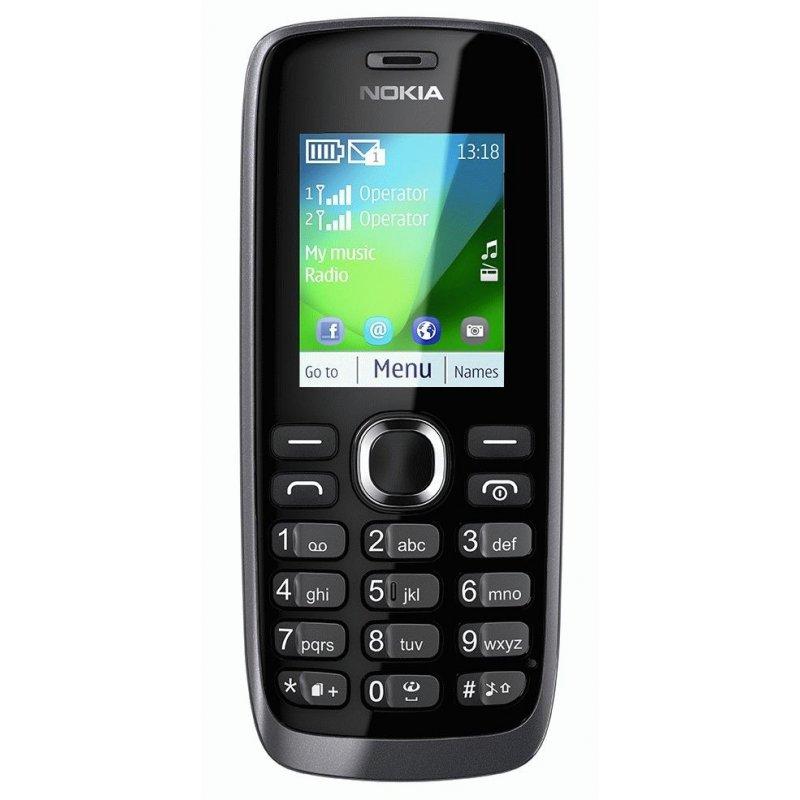 Nokia 112 Grey