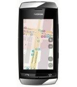 Nokia Asha 305 Silver White