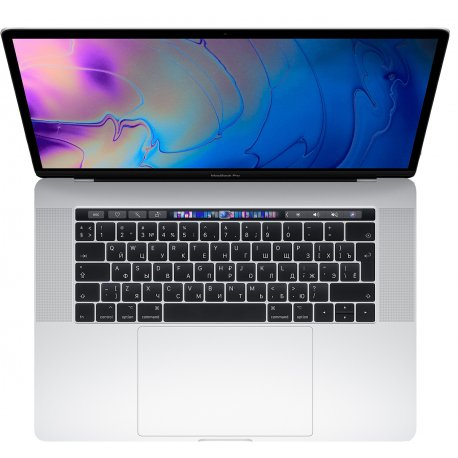 "Apple MacBook Pro 15"" Retina with Touch Bar (FR962) 2018 Silver - CPO (Refurbished)"