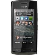 Nokia 500 Black (Azure/Red) EU