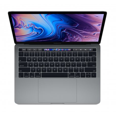 """Apple MacBook Pro 13"""" Retina with Touch Bar (FR9R2) 2018 Space Gray - CPO (Refurbished)"""