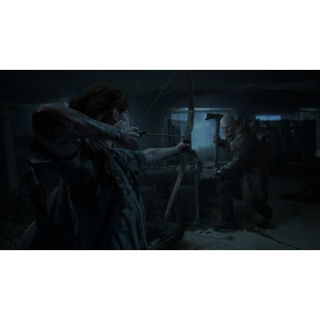 Игра The Last of Us Part II (PS4, Русская версия)